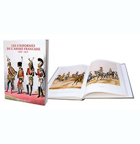 Les uniformes de l'armée française 1439-1815