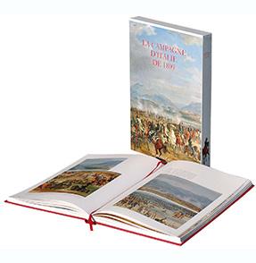 La campagne d'Italie – 1809