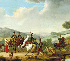 Les grandes heures de l'épopée napoléonienne