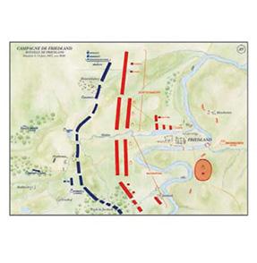 Les guerres Napoléoniennes (1796- 1815)