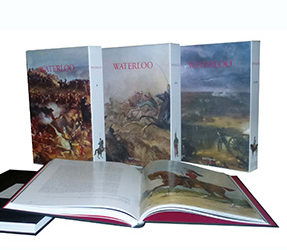 La campagne de Waterloo 1815